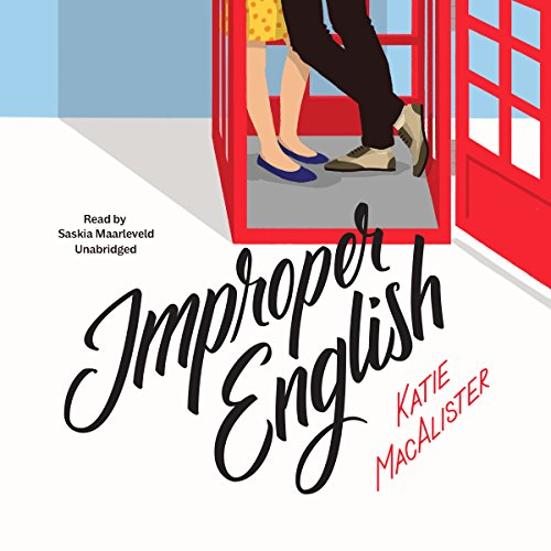 Page de couverture de Improper English