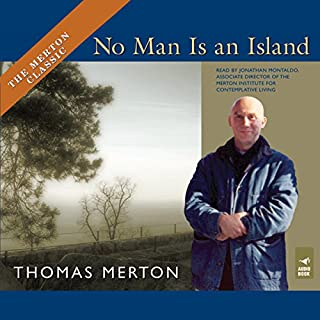 No Man Is an Island audiobook cover art