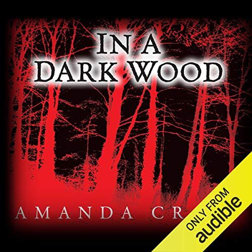 In a Dark Wood audiobook cover art