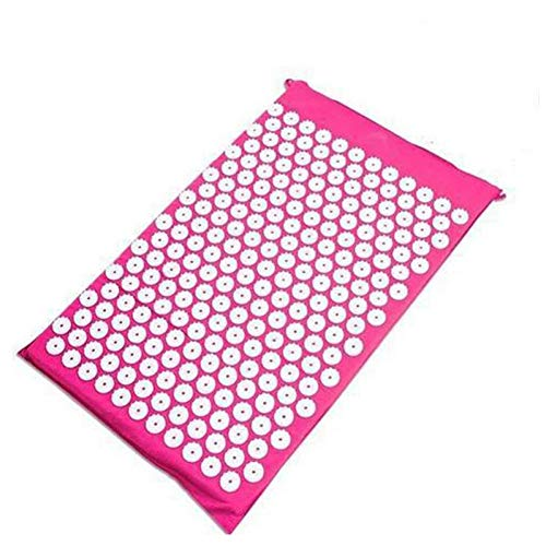 N/ A kussen mat acupressuur ontlasten rugpijn tegel mat acupunctuur - massage - yoga - mat met
