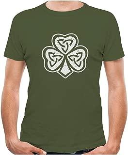 TeeStars - Celtic Clover Irish Shamrock for St. Patrick's Day Cool T-Shirt