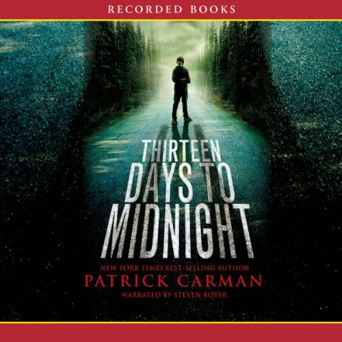 Thirteen Days to Midnight audiobook cover art
