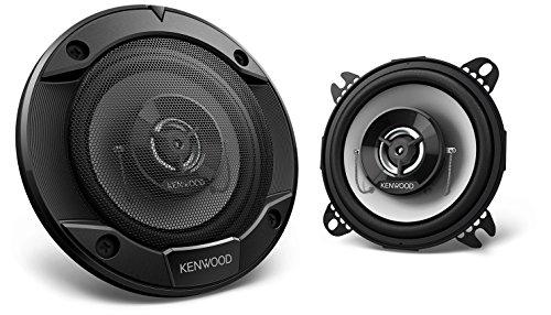 Altavoces Coche Kenwood KFC-S1066 (200 W; 100 mm) Negro
