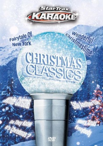 Photo of Karaoke – Christmas Classics [DVD]