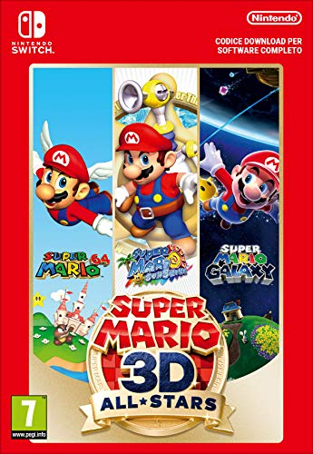 Super Mario 3D All-Stars Standard [Preload] | Nintendo Switch - Codice download