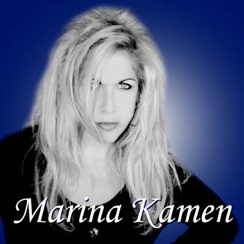 Marina's I'm Steppin' Out audiobook cover art