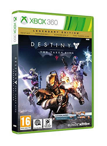 Destiny - The Taken King [Importación Inglesa]