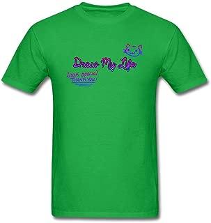 Sungboys Men's Aphmau Logo Short Sleeve T Shirt