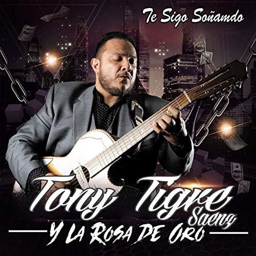 Tony Tigre Y La Rosa De Oro feat. Oscar Saenz