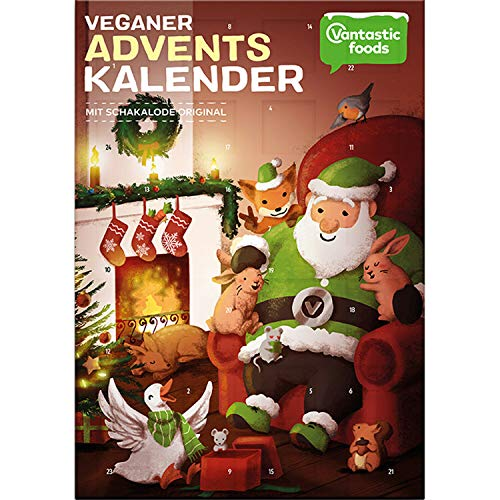 Adventskalender vegan