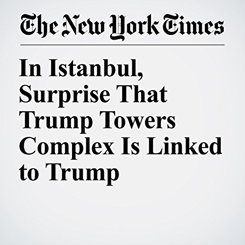 In Istanbul, Surprise That Trump Towers Complex Is Linked to Trump audiobook cover art
