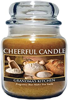 A Cheerful Giver Grandma's Kitchen 16 oz. Jar Candle, 16-Ounce