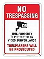 No Trespassing Violators 注意看板メタル安全標識注意マー表示パネル金属板のブリキ看板情報サイントイレ公共場所駐車ペット誕生日新年クリスマスパーティーギフト
