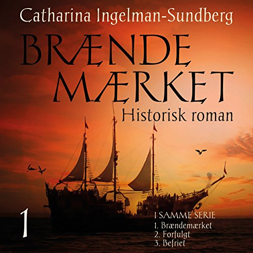 Braendemaerket audiobook cover art