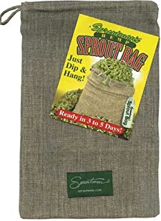 Hemp Sprout Bag - by Sproutman