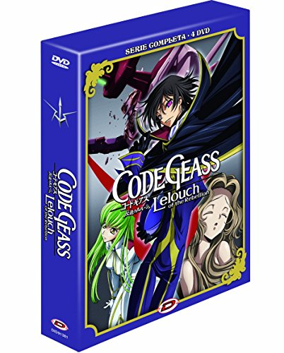 Code Geass-The Complete 1st Season Episodi 01-25 [Import]