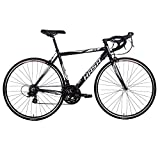 HASA 2015 R5 Road Bike Compatible with Shimano 21 Speed 58cm