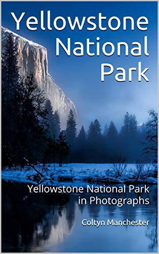 Yellowstone National Park: Yellowstone National Park in Photographs (English Edition)