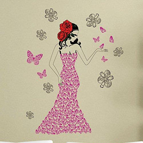 Muurstickers voor Meisjes Jongens Slaapkamer, Fotoalbum Milieu Art Muurstickers