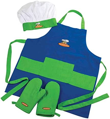 Child chef outfit