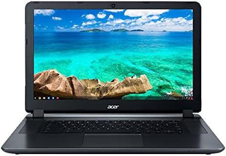 "Acer Flagship CB3-532 15.6"" HD Premium Chromebook - Intel Dual-Core Celeron N3060 up to 2.48GH.z, 2GB RAM, 16GB SSD, Wireless AC, HDMI, USB 3.0, Webcam, Chrome OS (Renewed)"