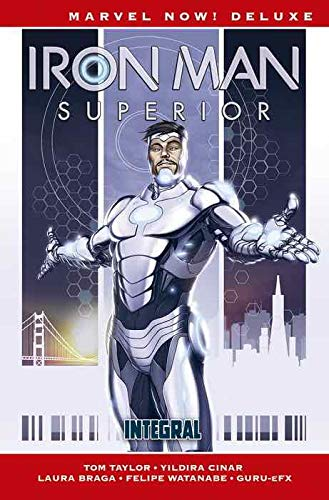 Iron Man Superior. Integr