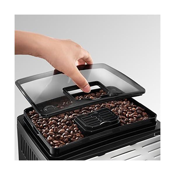 De'Longhi ECAM 25.120.B – Máquina espresso, 1450 W, 1.8 L,