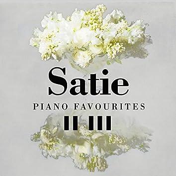 Satie Piano Favourites