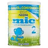 Nestlé Mio 2 Latte di Proseguimento Polvere da 6 Mesi, 1 pezzo