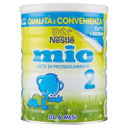 Nestlé Mio 2 Latte di Proseguimento Polvere da 6...