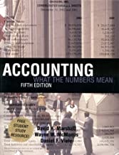 Accounting: What the Numbers Mean w/ Student Study Resource: Study Outline/Ready Notes/Solutions to Odd Number Problems&Net Tutor Package