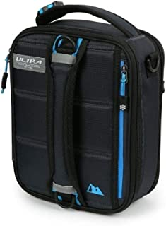 Expandable Lunch Pack Ultra Arctic Zone Plus 4 Containers with lids and 2 Ice Packs (blue light blue)