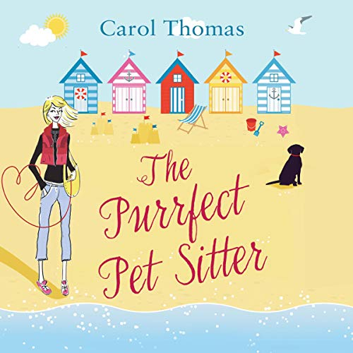 The Purrfect Pet Sitter cover art