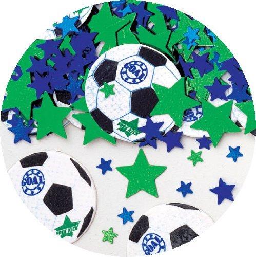 Confettis football