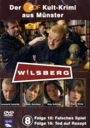 Wilsberg 8 - Falsches Spiel / Tod auf Rezept