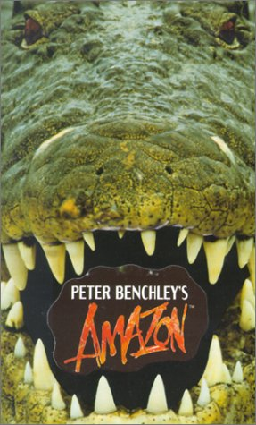 The Ghost Tribe (Peter Benchley's Amazon)