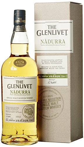 Glenlivet Nadurra Dram Chair First Fill Selection mit Geschenkverpackung Whisky (1 x 0.7 l)