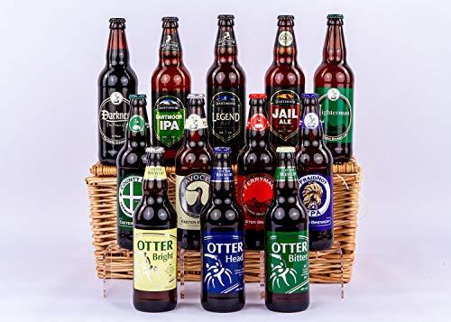The Devon Dozen Twelve Ales Hamper - Standard Box