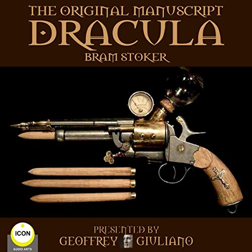 Dracula: The Original Manuscript cover art