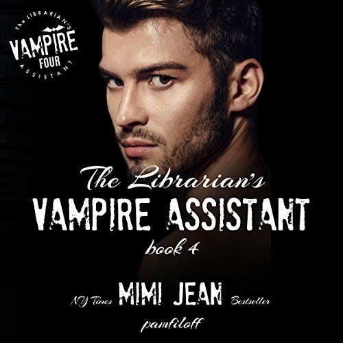 The Librarian's Vampire Assistant: Book 4 cover art