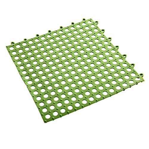 Xiaorong Tapis étanche découpable en PVC souple antidérapant pour carrelage de piscine, douche, bain, cuisine, 30 x 30 cm