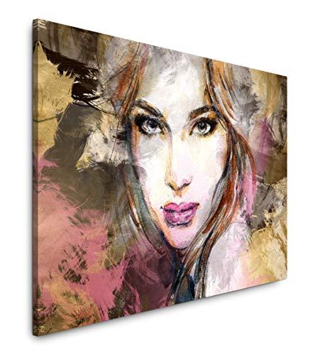 40 x 60 cm Fabriqu/é en Allemagne Paul Sinus Art Feder Photocunst Inspir/é de qualit/é mus/ée pour Votre Maison comme d/écoration Murale sur Toile