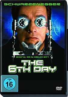 The 6th Day by Arnold Schwarzenegger