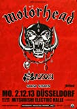 Motörhead - End of Time, Düsseldorf 2013 »