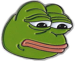 ASVP Shop Sad Pepe The The Frog Lapel Pin