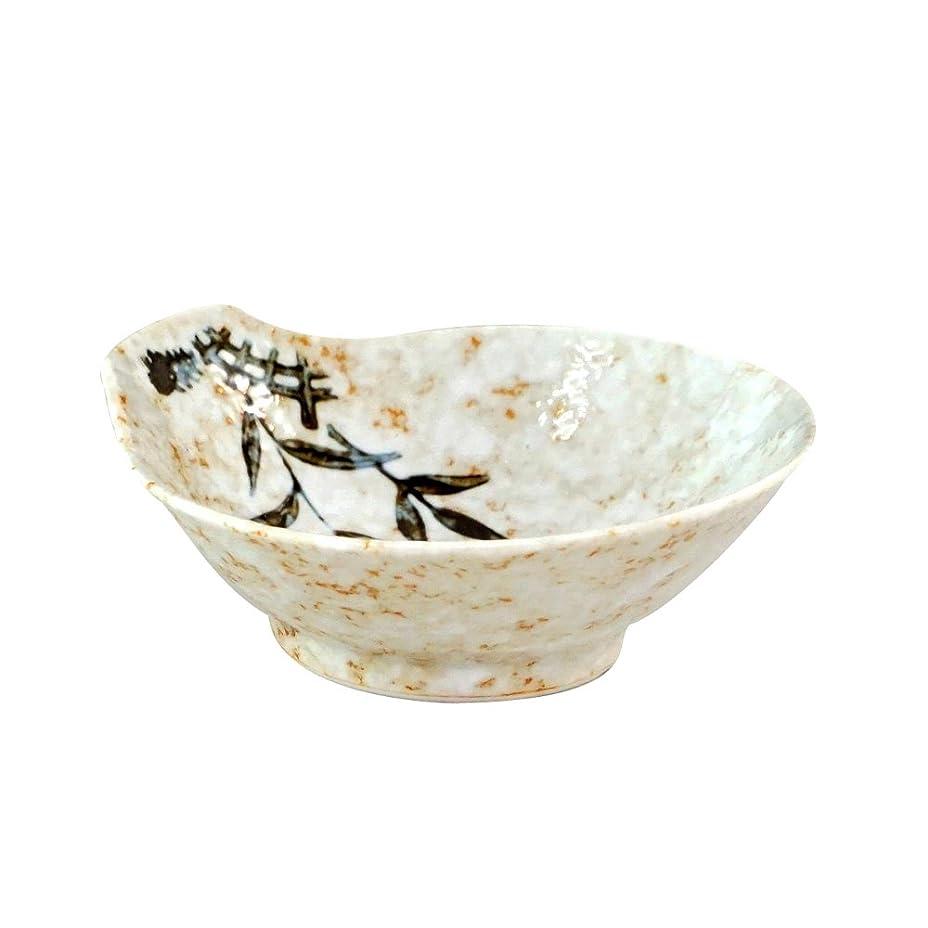 散る癒すウィンクみのる陶器 呑水 志野芦 3個セット 37-726333