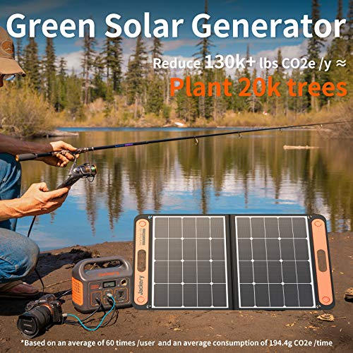 Product Image 3: Jackery Portable Power Station Explorer 240, 240Wh Backup Lithium Battery, 110V/200W Pure Sine Wave AC Outlet, Solar Generator (Solar Panel Not Included) for Outdoors Camping Travel Hunting Emergency
