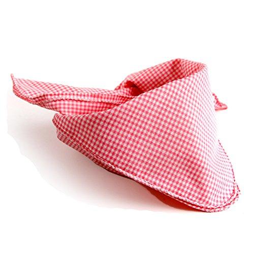 ALMBOCK Trachten Halstuch Damen oder Herren - Bayerische Trachten Halstücher in pink - Accessoires fürs Volksfest, Oktoberfest, Wiesn