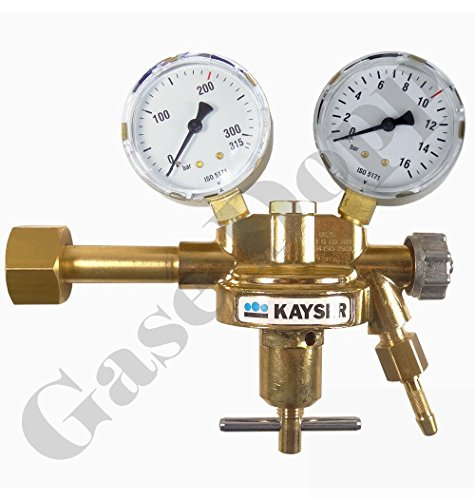 Kayser Stickstoff-Druckminderer K 10 - 200 bar