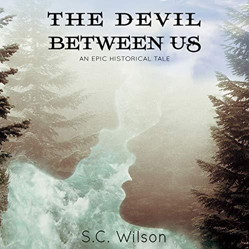 The Devil Between Us audiobook cover art